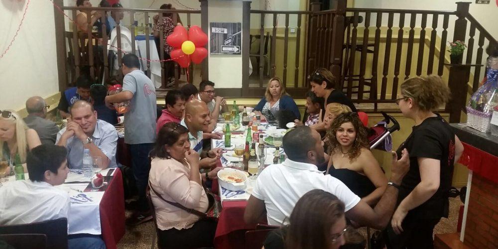 Día de la Madre en el Restaurante Peruano Cuchara Brava
